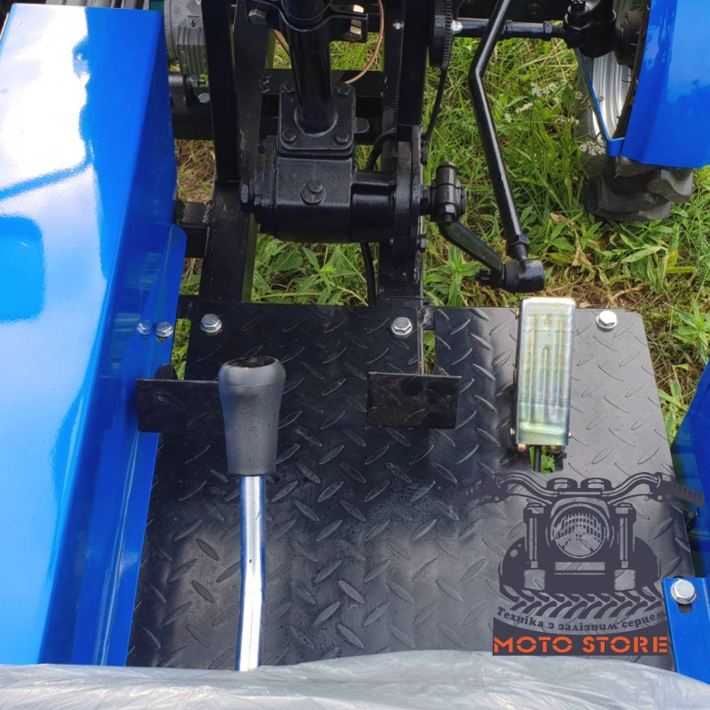 Мототрактор DTZ 160.1