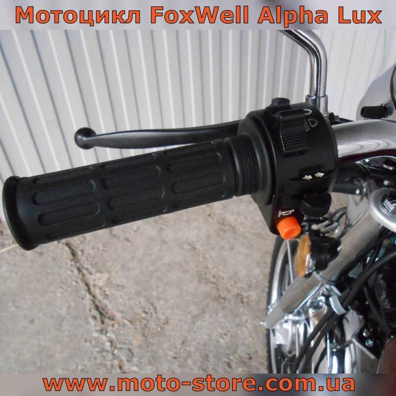 Мотоцикл Foxwell Alpha Lux