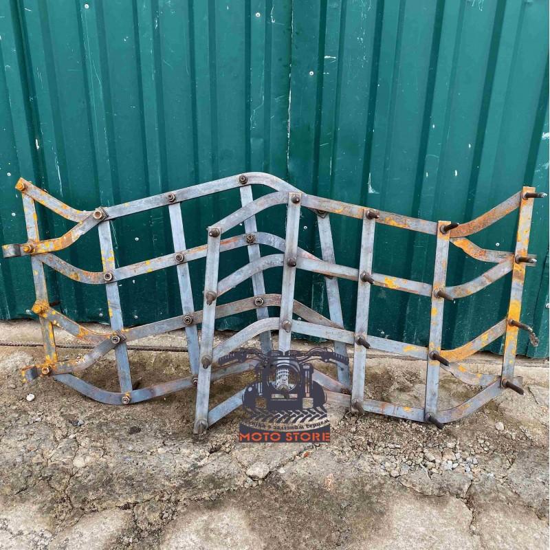 Борона пальцевая 50х70 - Райборонка - Зубовая борона