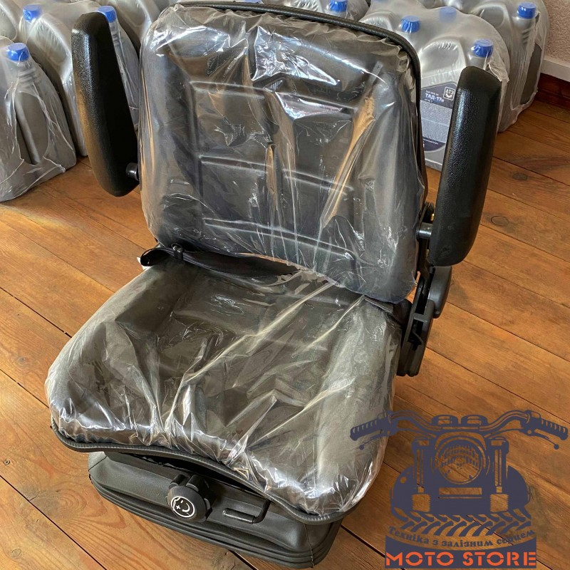 Сидение тракторное ДТЗ 5244 (Премиум)