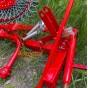 Грабли ворошилка на 5 колес (Грабли солнышко)
