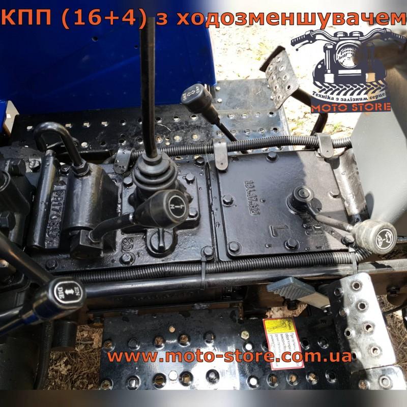 Минитрактор Джинма 3244 НХ с навесом