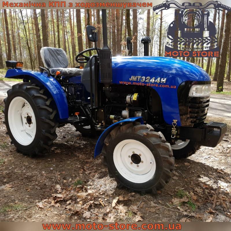 Мини трактор Джинма 3244 HXR