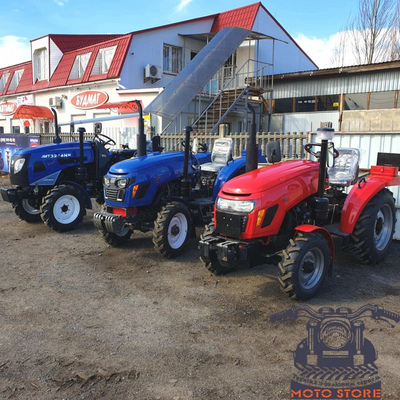 Мини трактор Jinma JMT 3244 HN