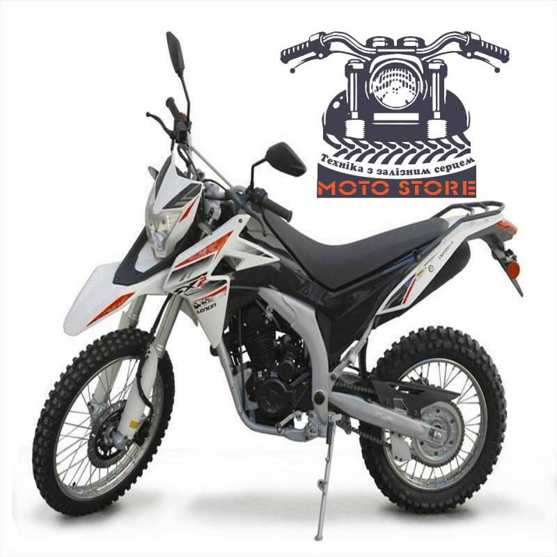 Loncin LX250GY-3 SX2