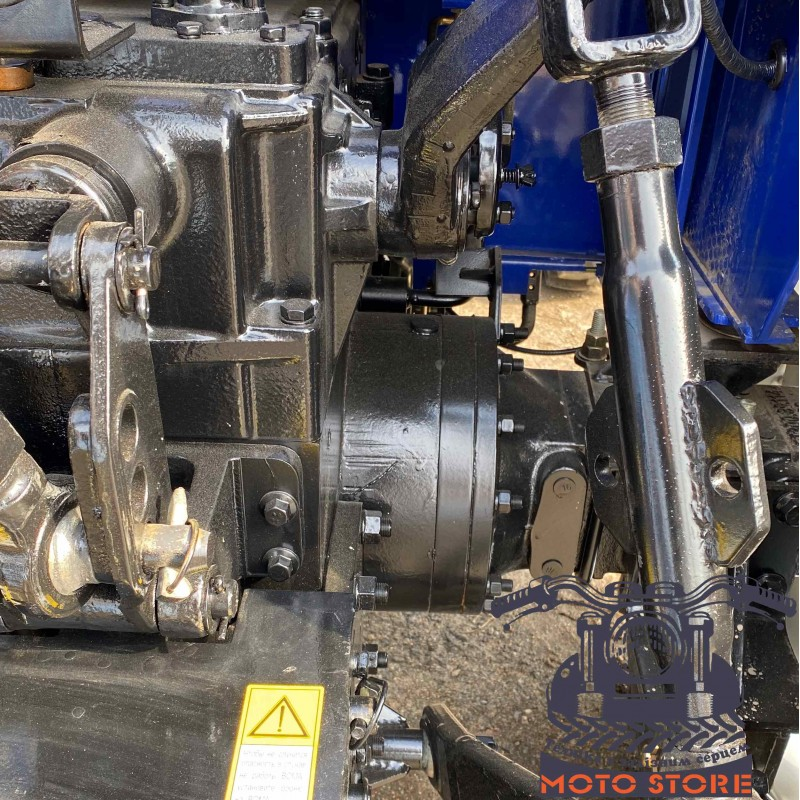 Трактор Ловол 504 с кабиной (Lovol 504C)
