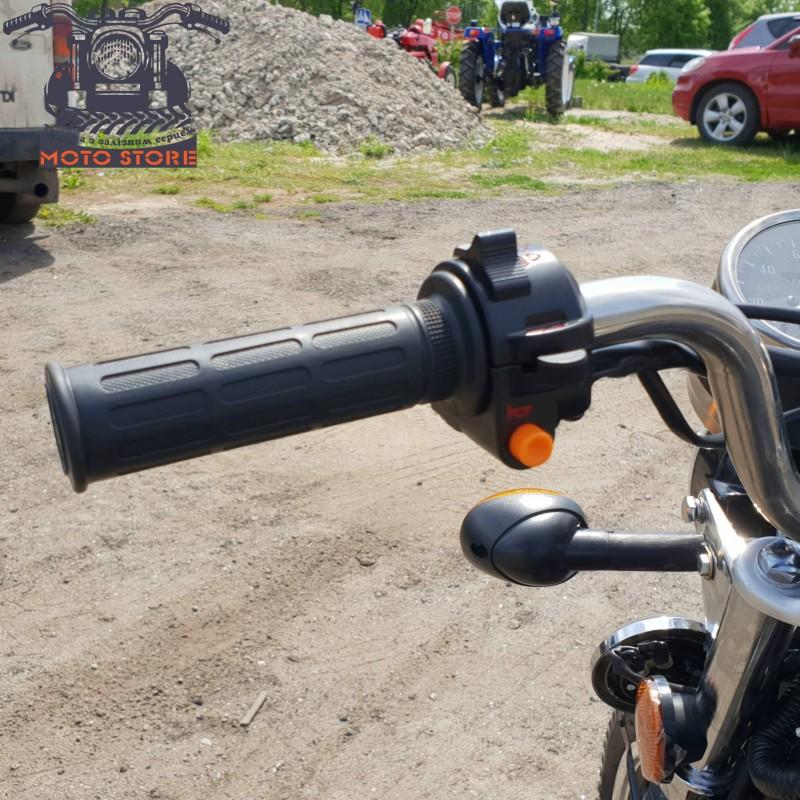 Мотоцикл Spark SP110C-2 Мопед Спарк