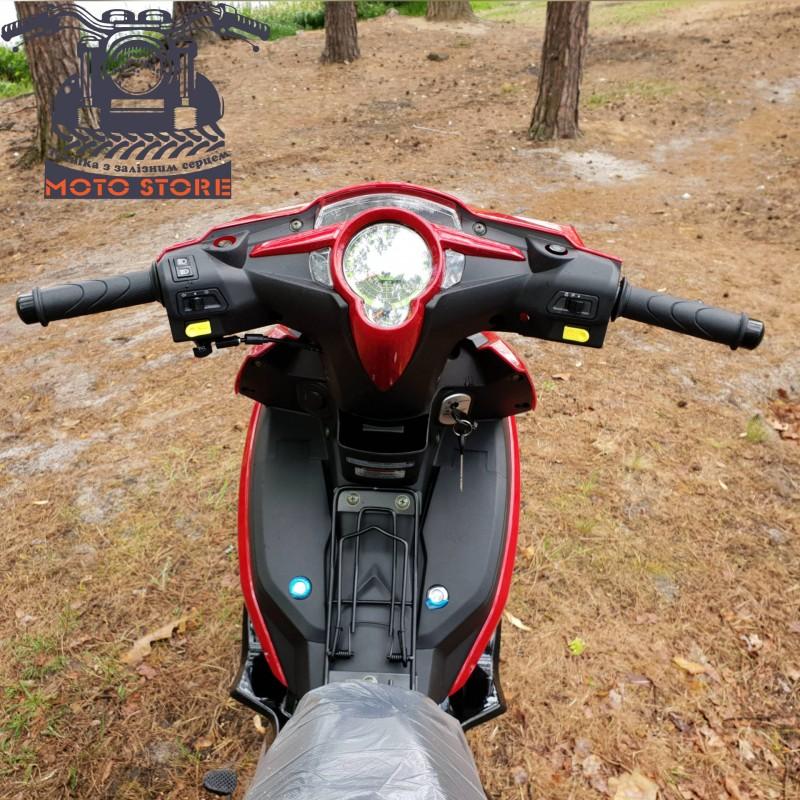 Скутер Спарк SP125C-3 Мотоцикл Мотороллер