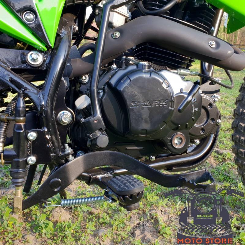 Кроссовый мотоцикл Spark SP200D-26, Эндуро Спарк