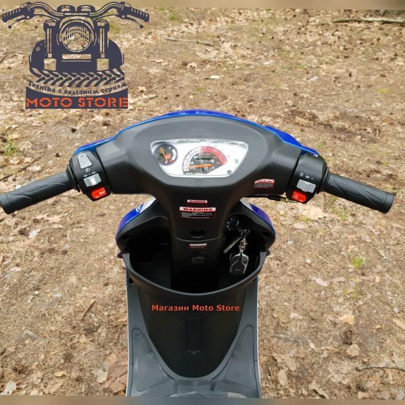 Мотороллер Spark SP80S-15 Скутер