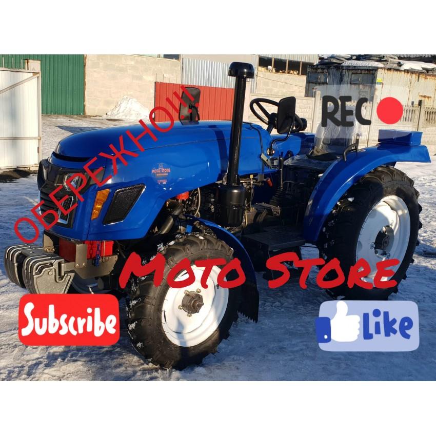 ОБЕРЕЖНО - Мото Стор продав трактор Сінтай 244 і клієнт залишив відгук! Розвод чи ні?
